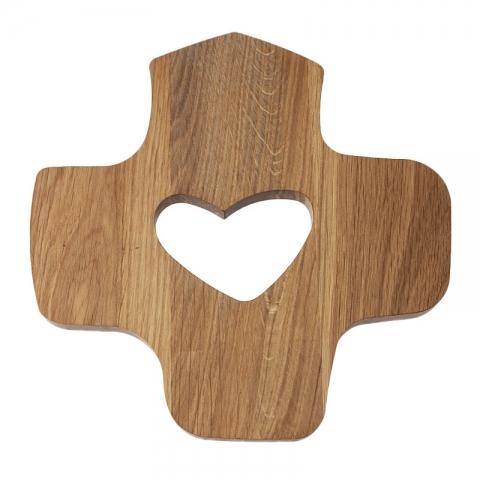 Krzyż sercański ścienny...
